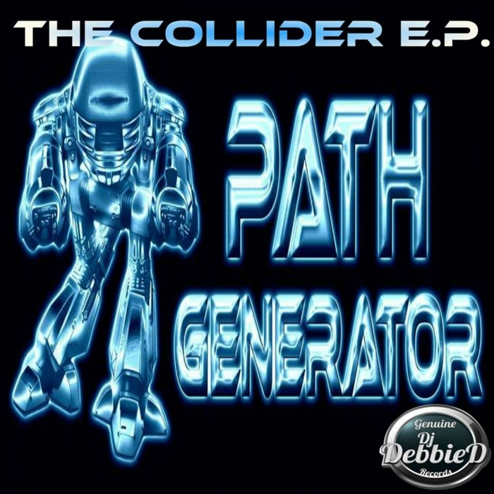 PATH GENERATOR - The Collider EP