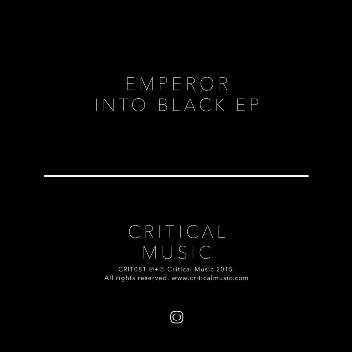 EMPEROR - Into Black EP