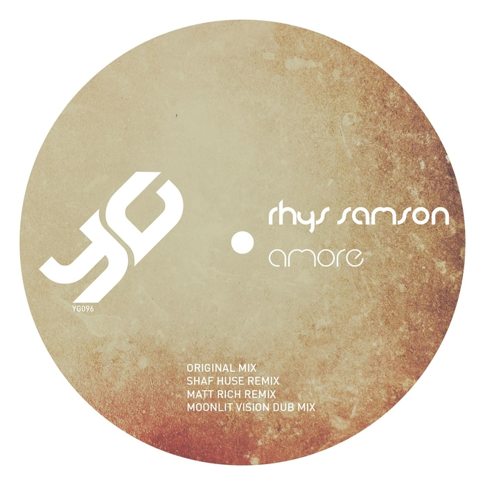 SAMSON, Rhys - Amore