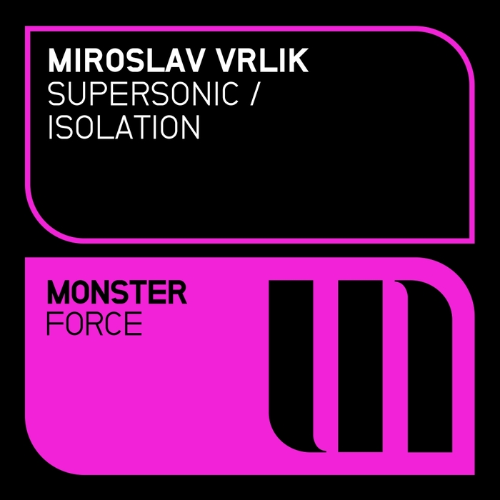 VRLIK, Miroslav - Supersonic/Isolation