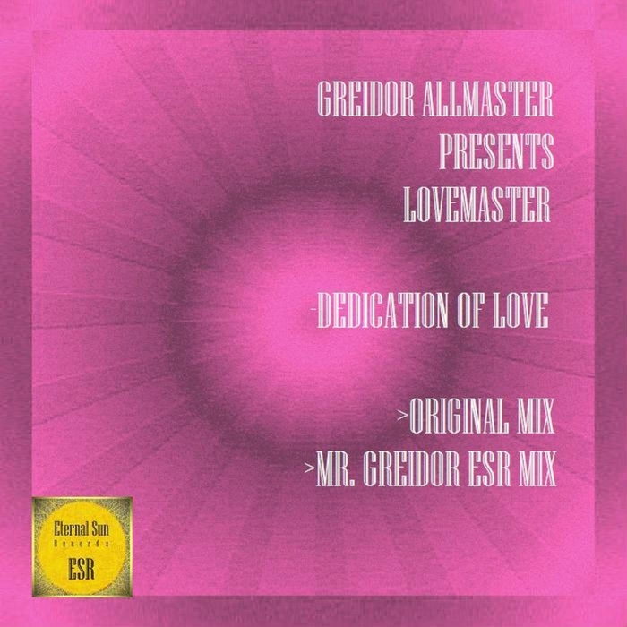 LOVEMASTER - Dedication Of Love