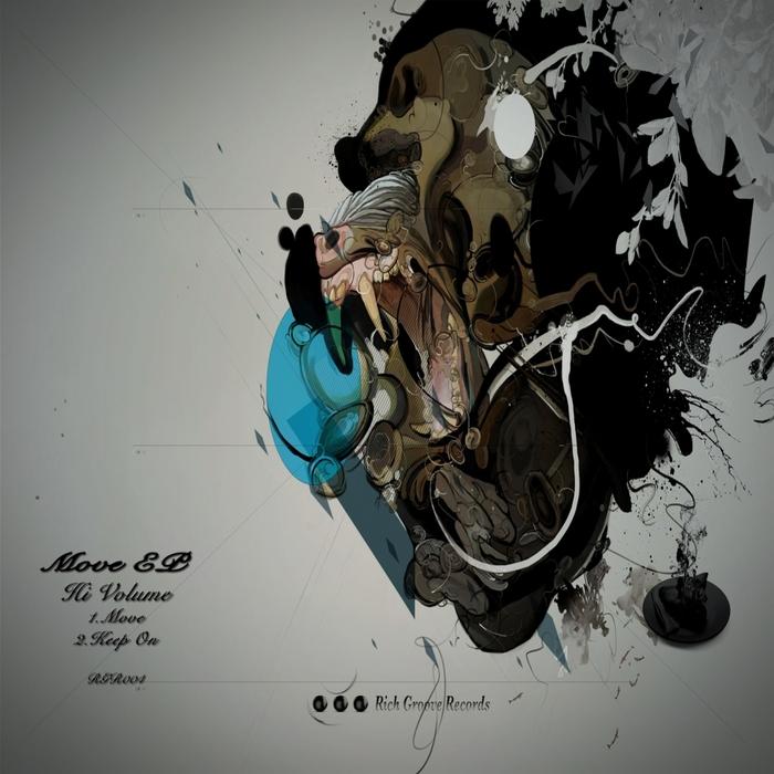 HI VOLUME - Move EP