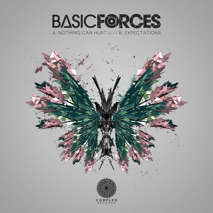 BASIC FORCES - Nothing Can Hurt U