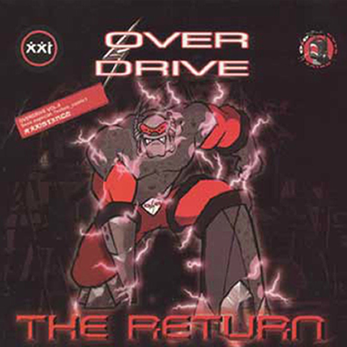 VARIOUS - Over Drive: The Return