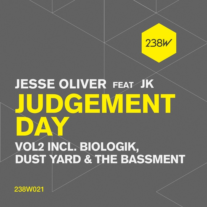OLIVER, Jesse feat JK - Judgement Day Part 2