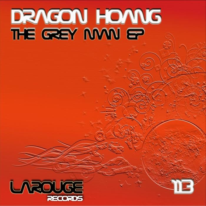 DRAGON HOANG - The Grey Man EP
