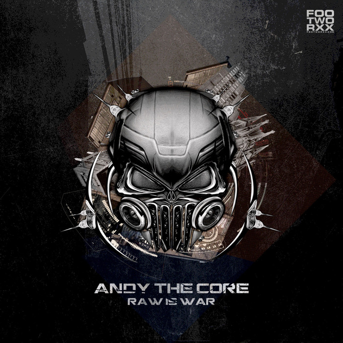 ANDY THE CORE - Raw Is War