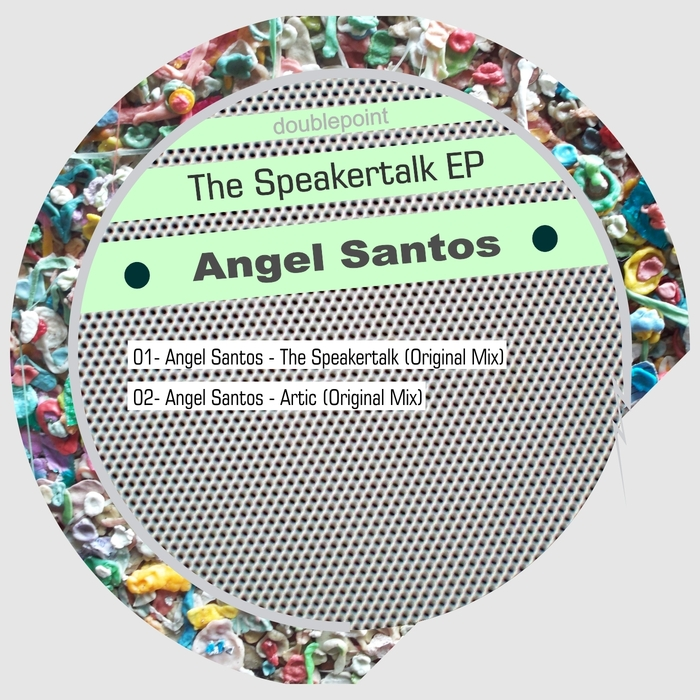 SANTOS, Angel - The Speakertalk EP