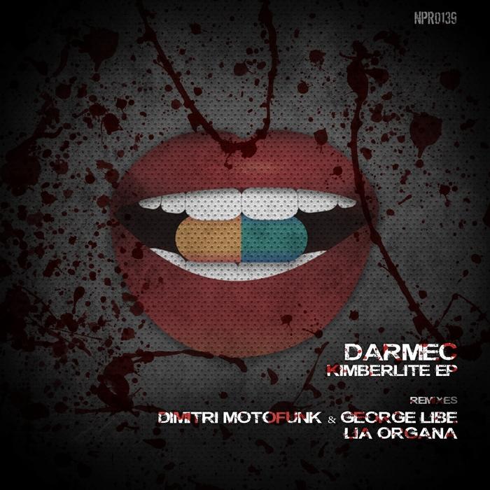 DARMEC - Kimberlite EP