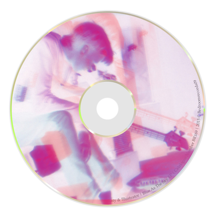 ILLUSTRATOR/KATY - Blue As The Sky EP