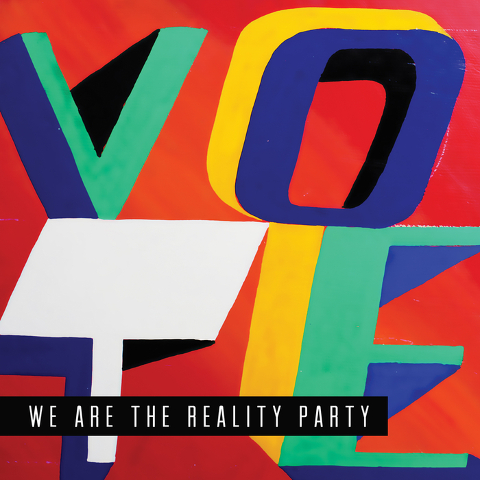 WE ARE THE REALITY PARTY - Right Now Is Forever (remixes)