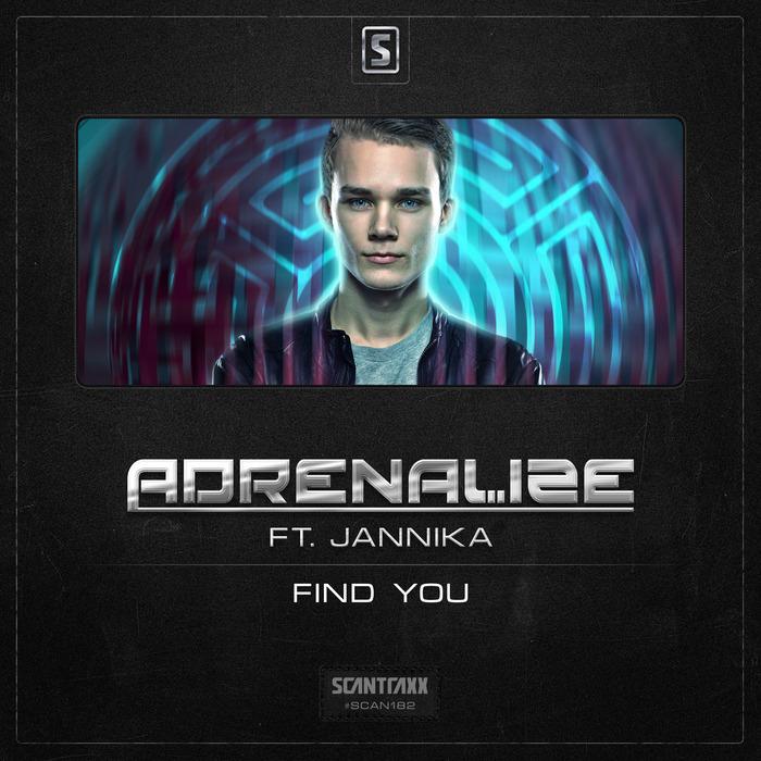 ADRENALIZE FT JANNIKA - Find You