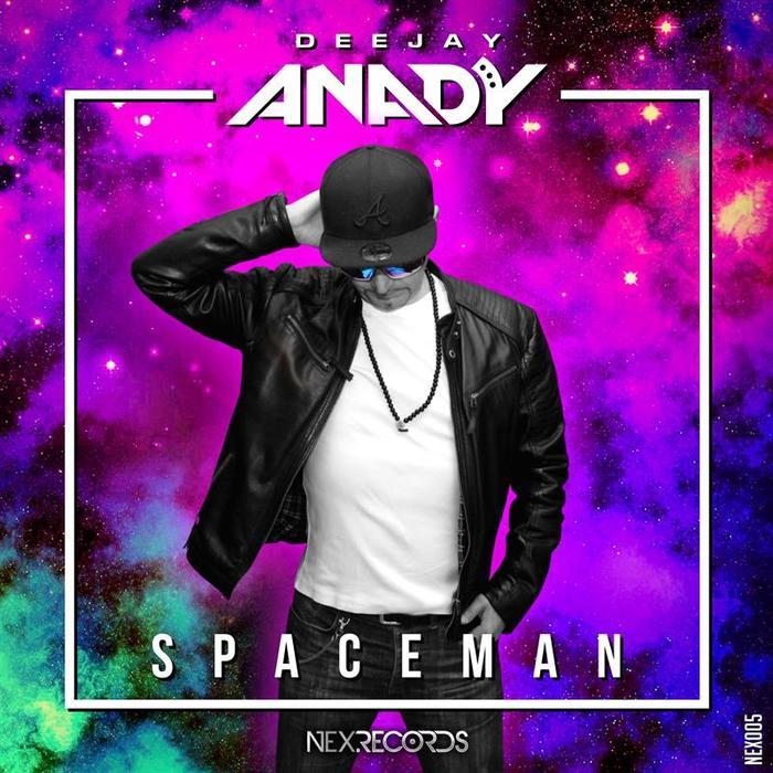 DJ ANADY - Spaceman