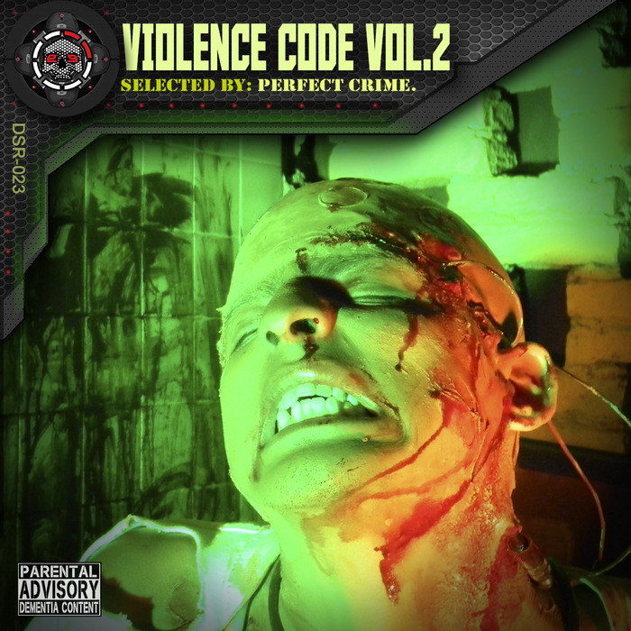 VARIOUS - Violence Code Vol 2