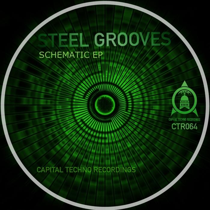 STEEL GROOVES - Schematic EP