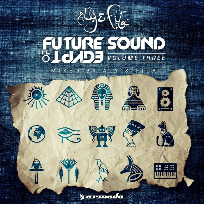 VARIOUS - Future Sound Of Egypt Vol 3