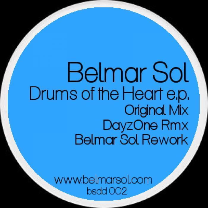 BELMAR SOL - Drums Of The Heart
