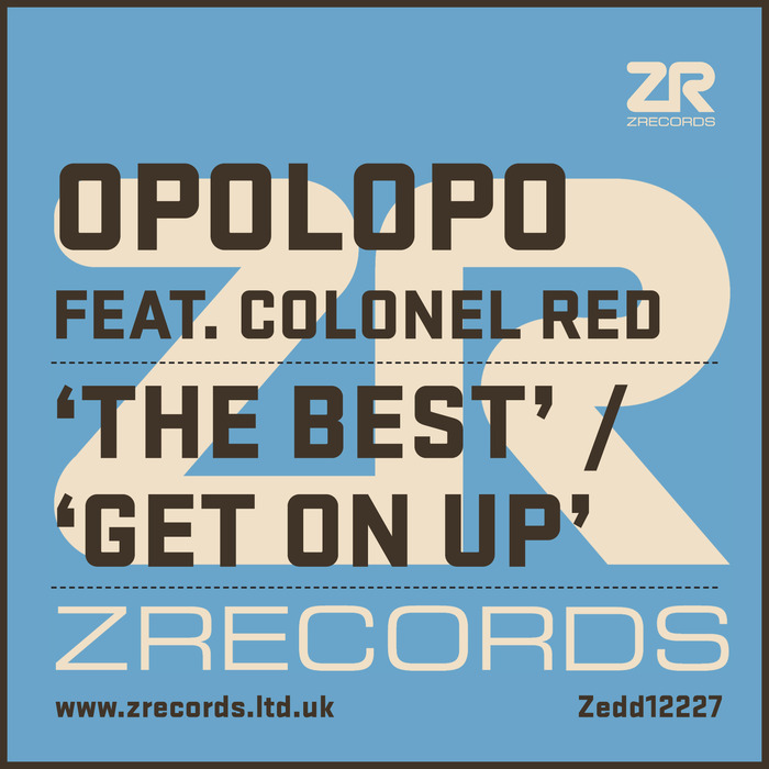 OPOLOPO feat COLONEL RED - Opolopo: The Best