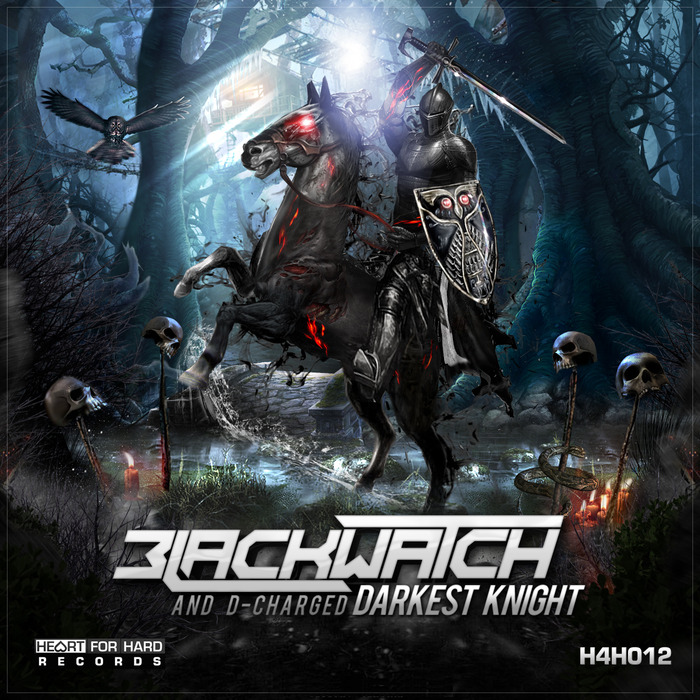 BLACKWATCH/D CHARGED - Darkest Knight