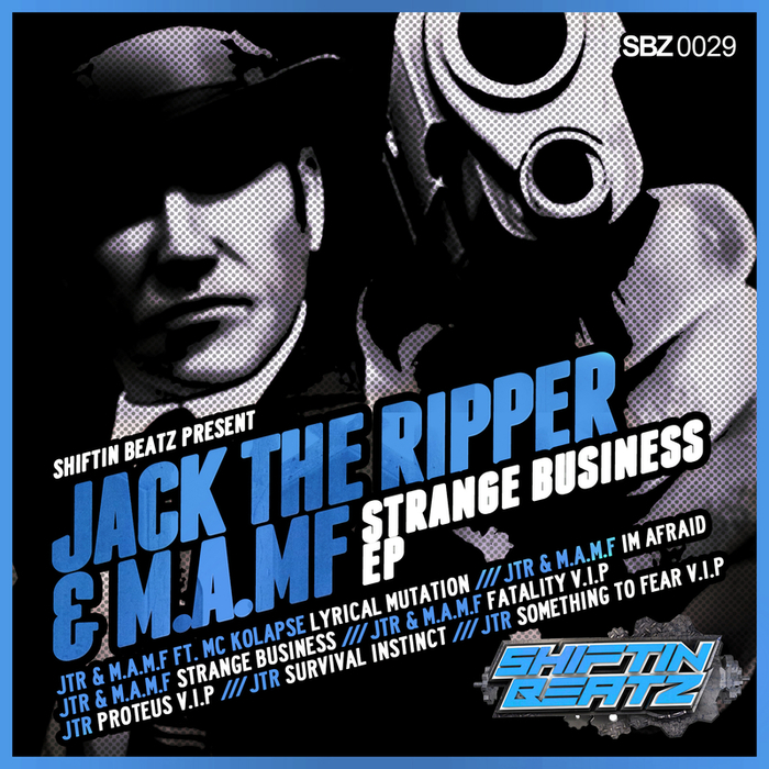 JACK THE RIPPER/MAMF - Strange Business