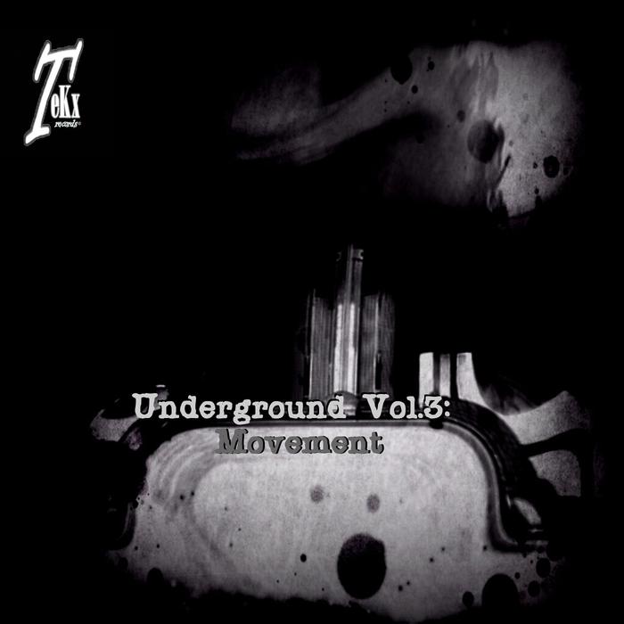 VARIOUS - Underground Vol 3: Movement