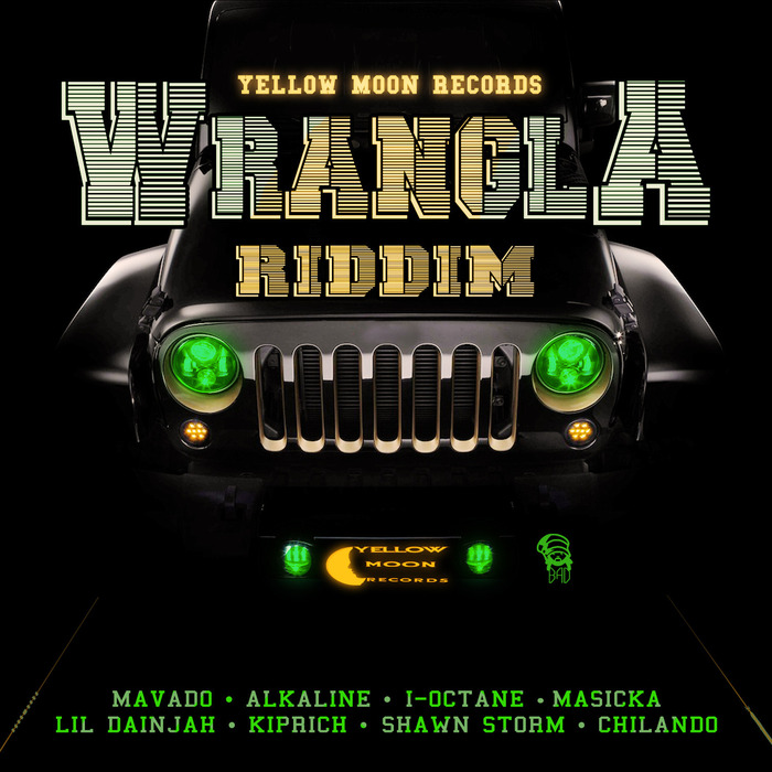 VARIOUS - Wrangla Riddim