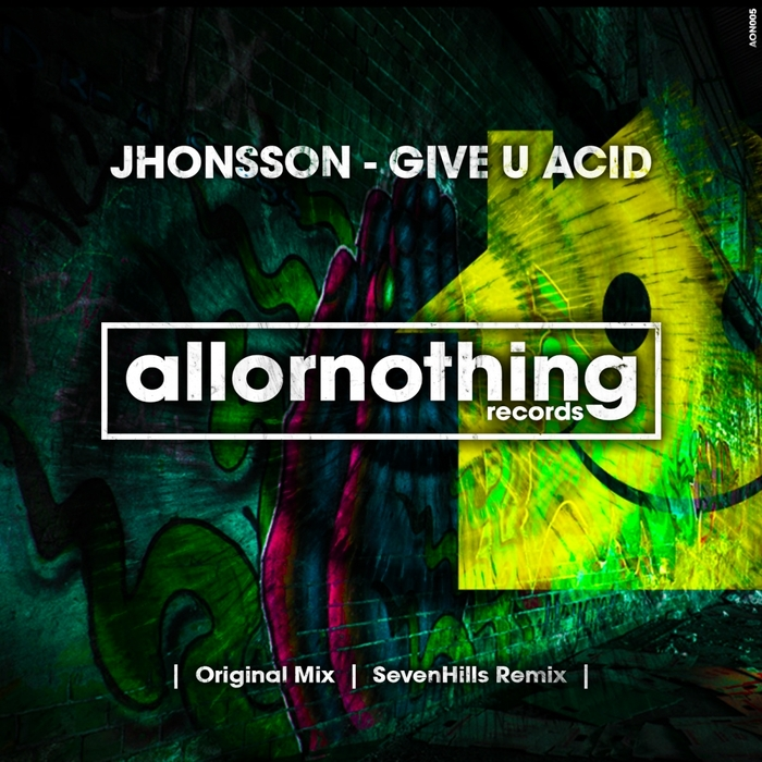 JHONSSON - Give U Acid