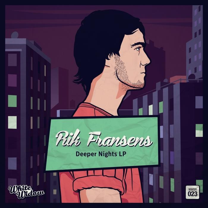 FRANSENS, Rik - Deeper Nights