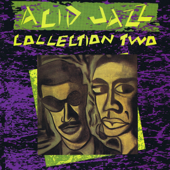 VARIOUS - Acid Jazz Collection Two (Digitally Remastered)