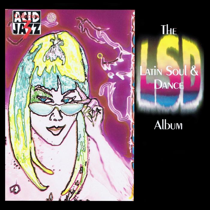 VARIOUS - Acid Jazz: The Latin Soul & Dance Album (Digitally Remastered)