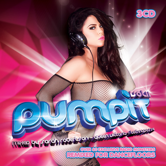 VARIOUS - Pump It Vol 11 (World Edition)