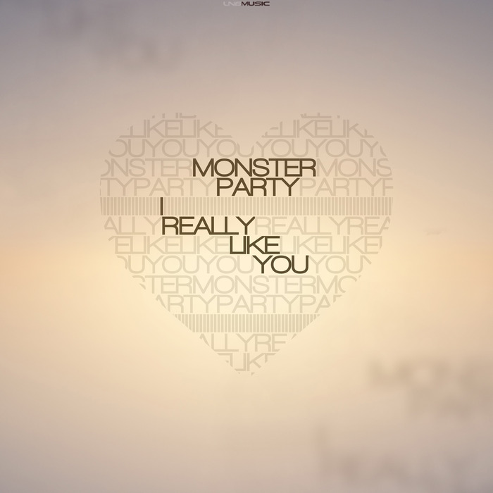 MONSTER PARTY - I Really Like You