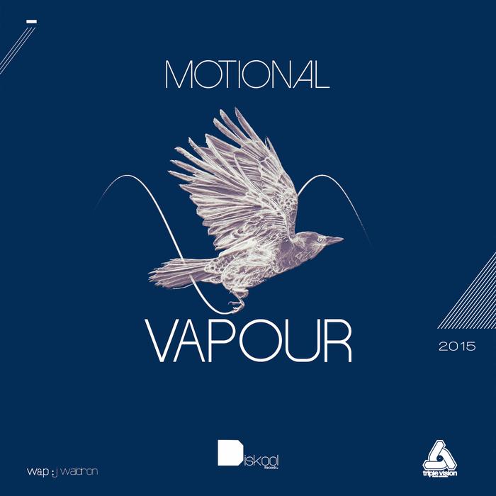 MOTIONAL - Vapour EP