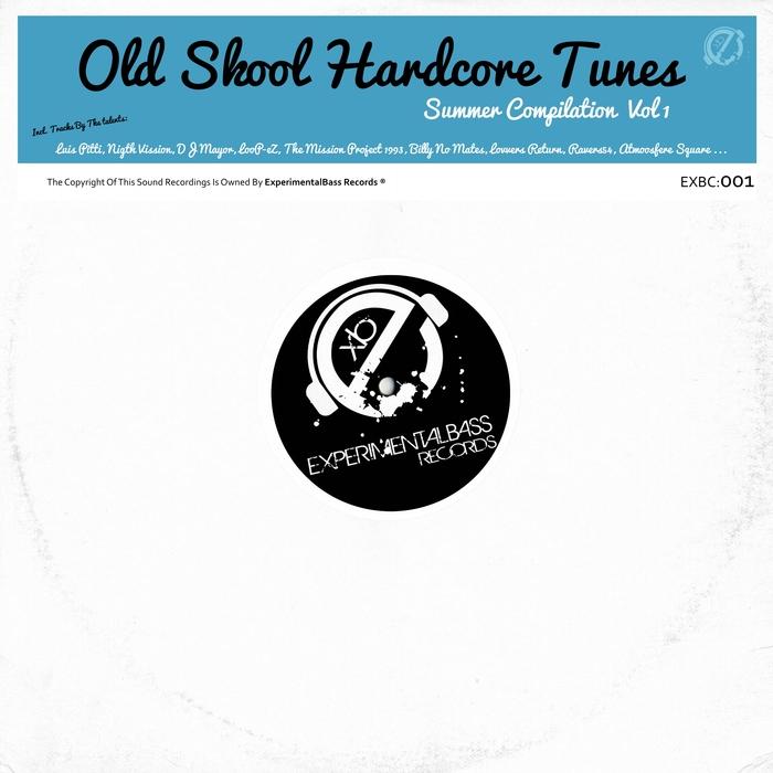 VARIOUS - OldSkool Hardcore Tunes Vol 1