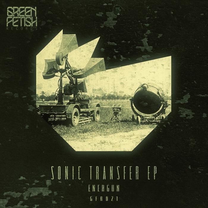 ENERGUN - Sonic Transfer EP