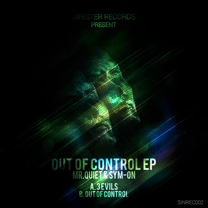 MR QUIET/SYM ON - Out Of Control