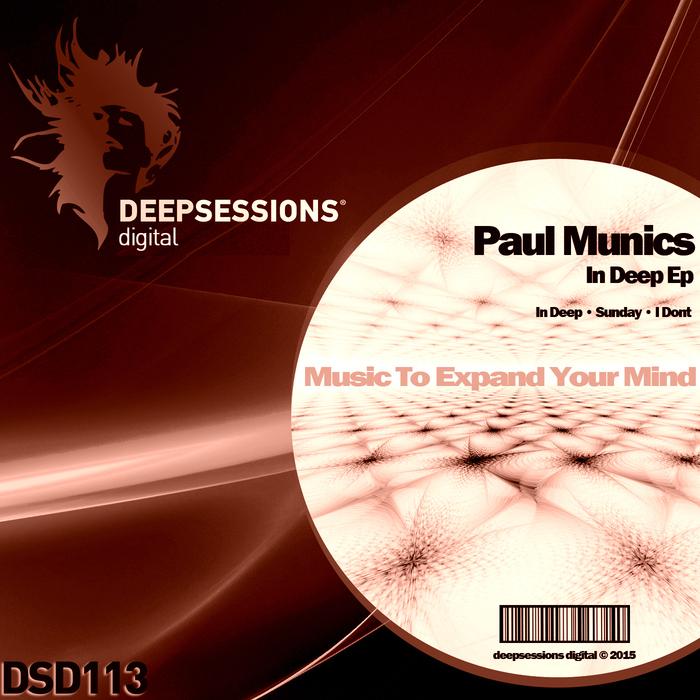 MUNICS, Paul - In Deep EP