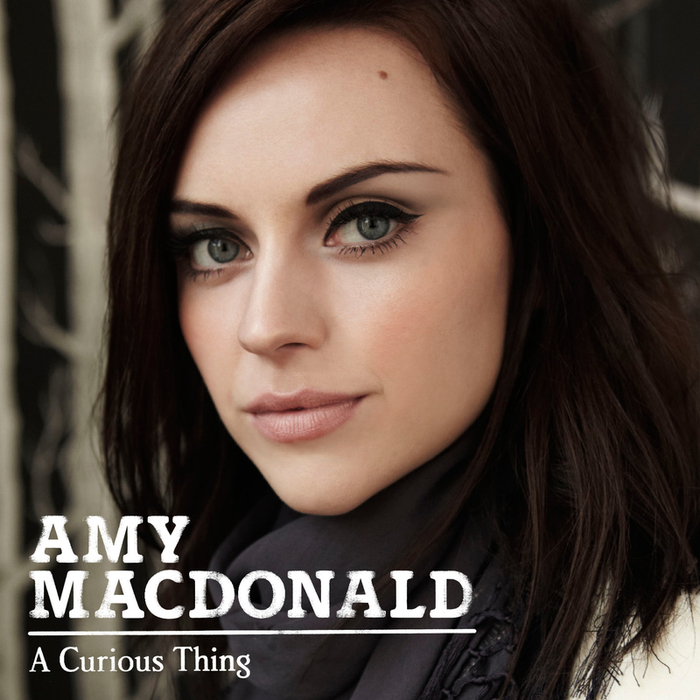 AMY MACDONALD - A Curious Thing (Exclusive Deluxe BP2)