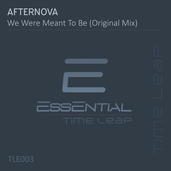 AFTERNOVA - We Were Meant To Be