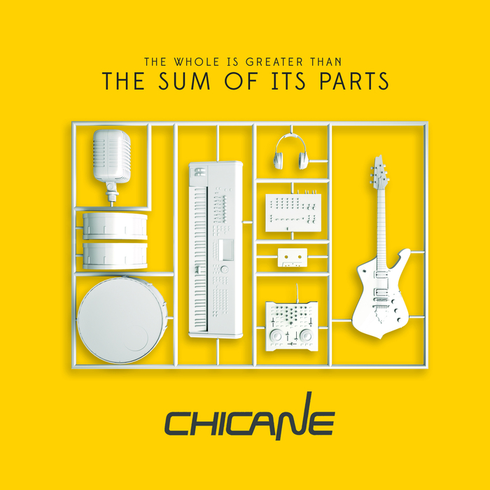 CHICANE - The Sum Of Its Parts