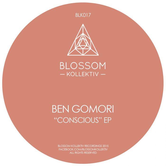 GOMORI, Ben - Conscious EP