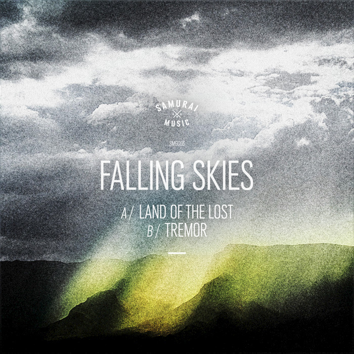 FALLING SKIES - Land Of The Lost