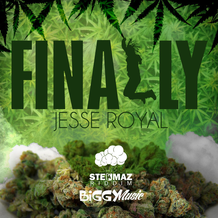 ROYAL, Jesse - Finally
