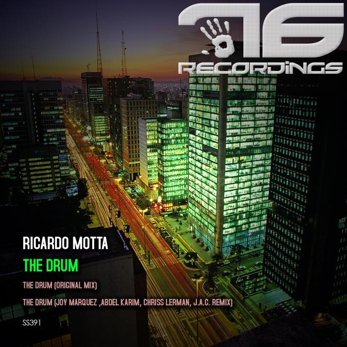 MOTTA, Ricardo - The Drum