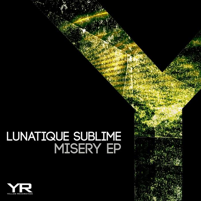 LUNATIQUE SUBLIME - Misery EP