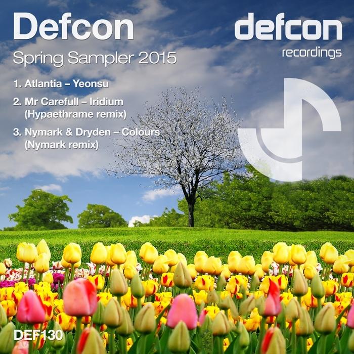 ATLANTIA/MR CAREFULL/NYMARK/DRYDEN - Defcon Spring Sampler 2015