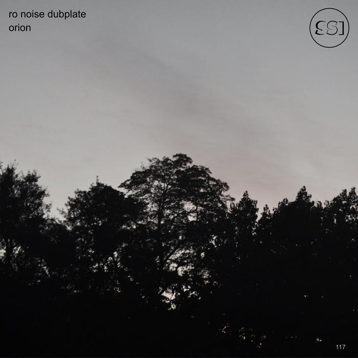 RO NOISE DUBPLATE - Orion