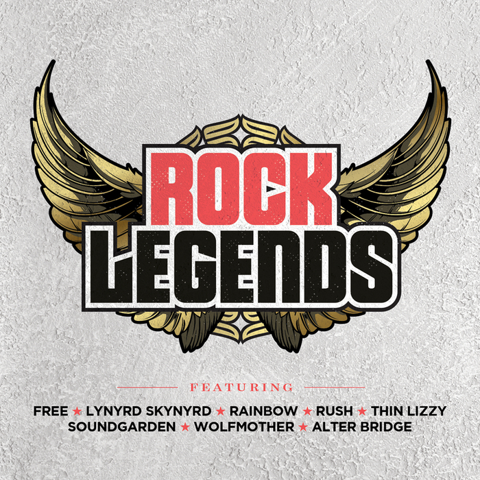 VARIOUS - Rock Legends