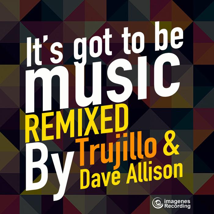 LAYA, Juan/JORGE MONTIEL feat ANDRE ESPEUT - It's Got To Be Music (remixed)