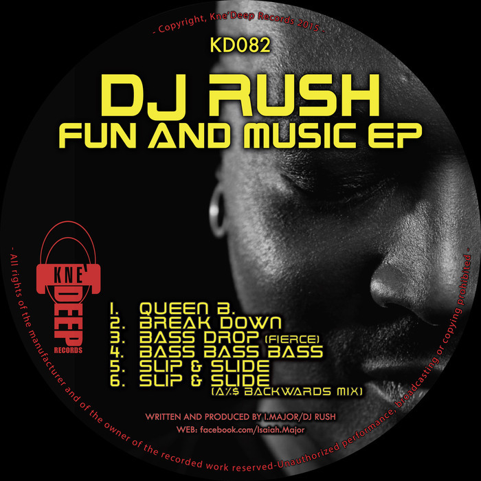 DJ RUSH - Fun & Music